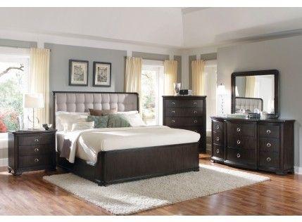 Ashley Furniture Coaster Furniture The Best Furniture Brands For Less Upholstered Bedroom Set Upholstered Bedroom Furniture