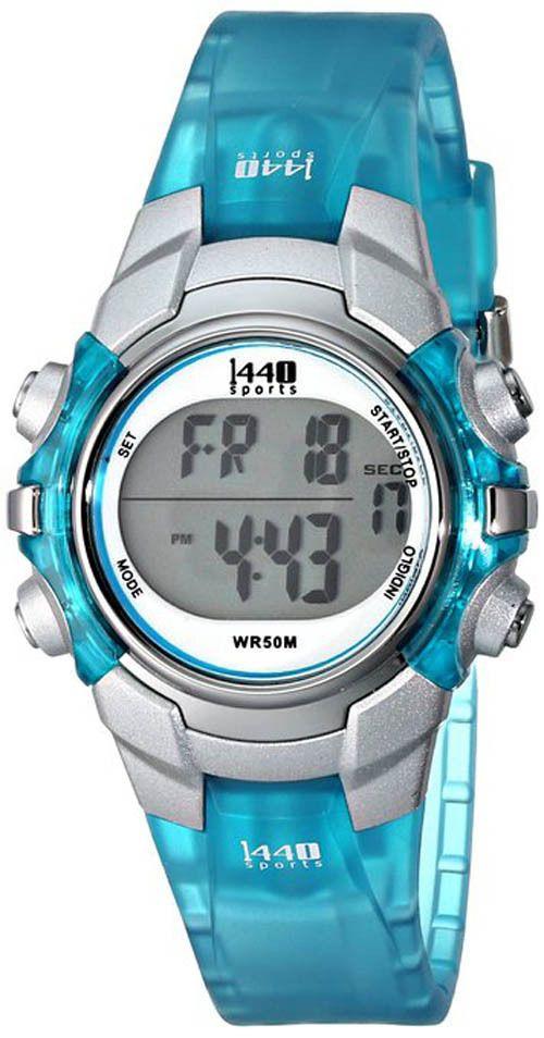 TIMEX 1440 sports T5K460 in Aqua  5c279f9e45