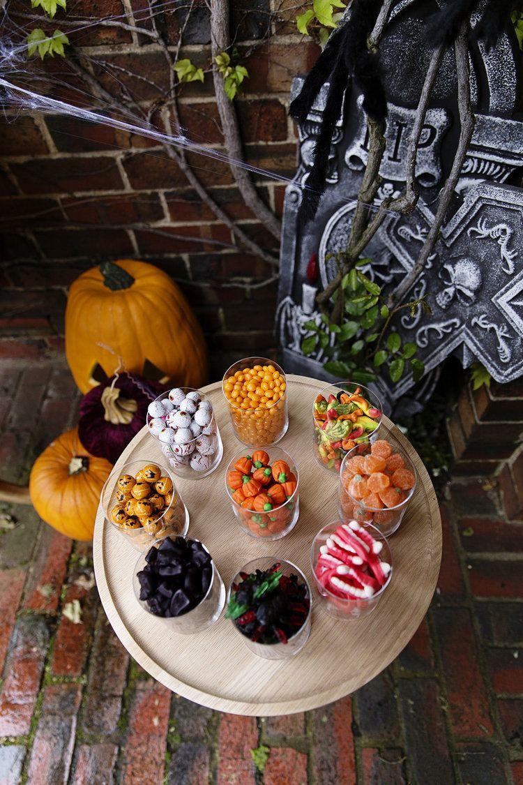 DIY Halloween Trick Or Treats Halloween trick or treat