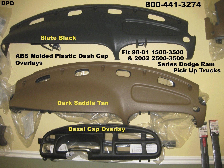 98 01 Dodge Ram Abs Molded Plastic Dash Cap Overlays Bezel Overlay Www Dashcoversplus Com 800 441 3274 Dodge Ram Dodge Overlays
