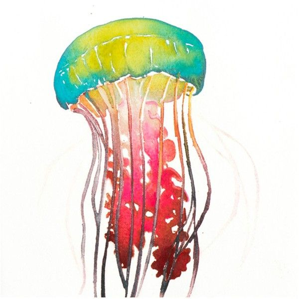 Jelly Outdoor Art I (€135) ❤ liked on Polyvore featuring home, outdoors and outdoor decor