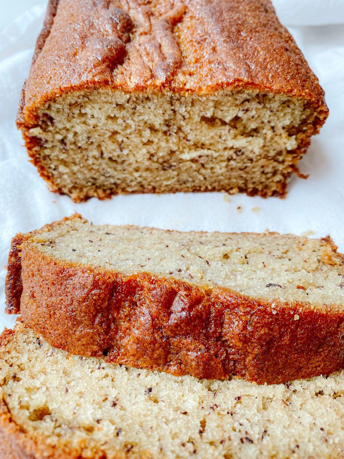 Double Batch Banana Bread Plum Street Collective Recipe In 2020 Banana Bread Bread Baking Sweet