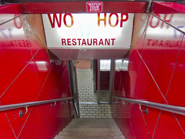 Wo Hop Restaurant New York Nyc Trip Chinatown Nyc