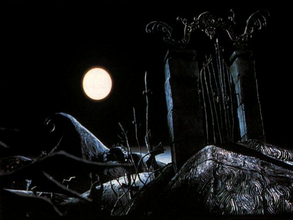 Halloween Town, The Nightmare Before Christmas | Stop Frame ...