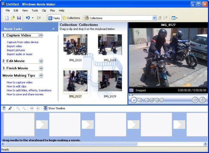 free download movie maker software for windows xp