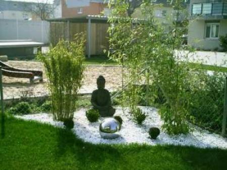 Vorgarten Gestalten Asiatisch Dekoration - rockydurham.com -