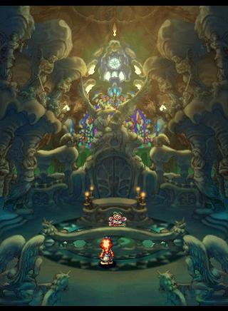 Legend Of Mana Templo Gato Grottos Mana Legend Rpg