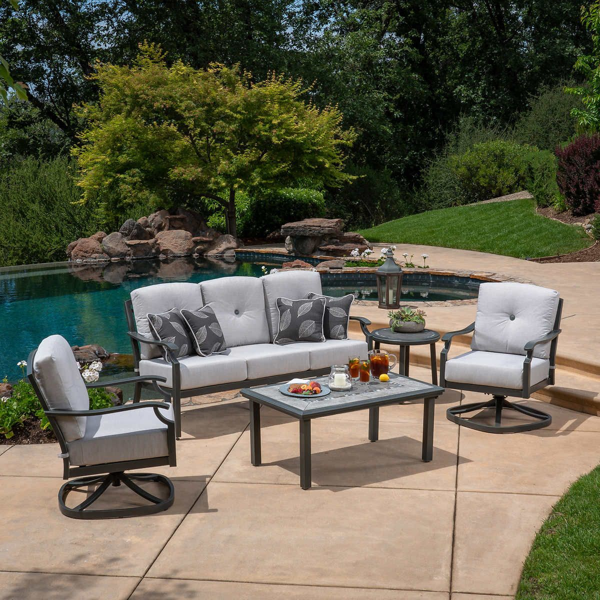 Pin by Sarah B on Grill area Deep seating, Discount