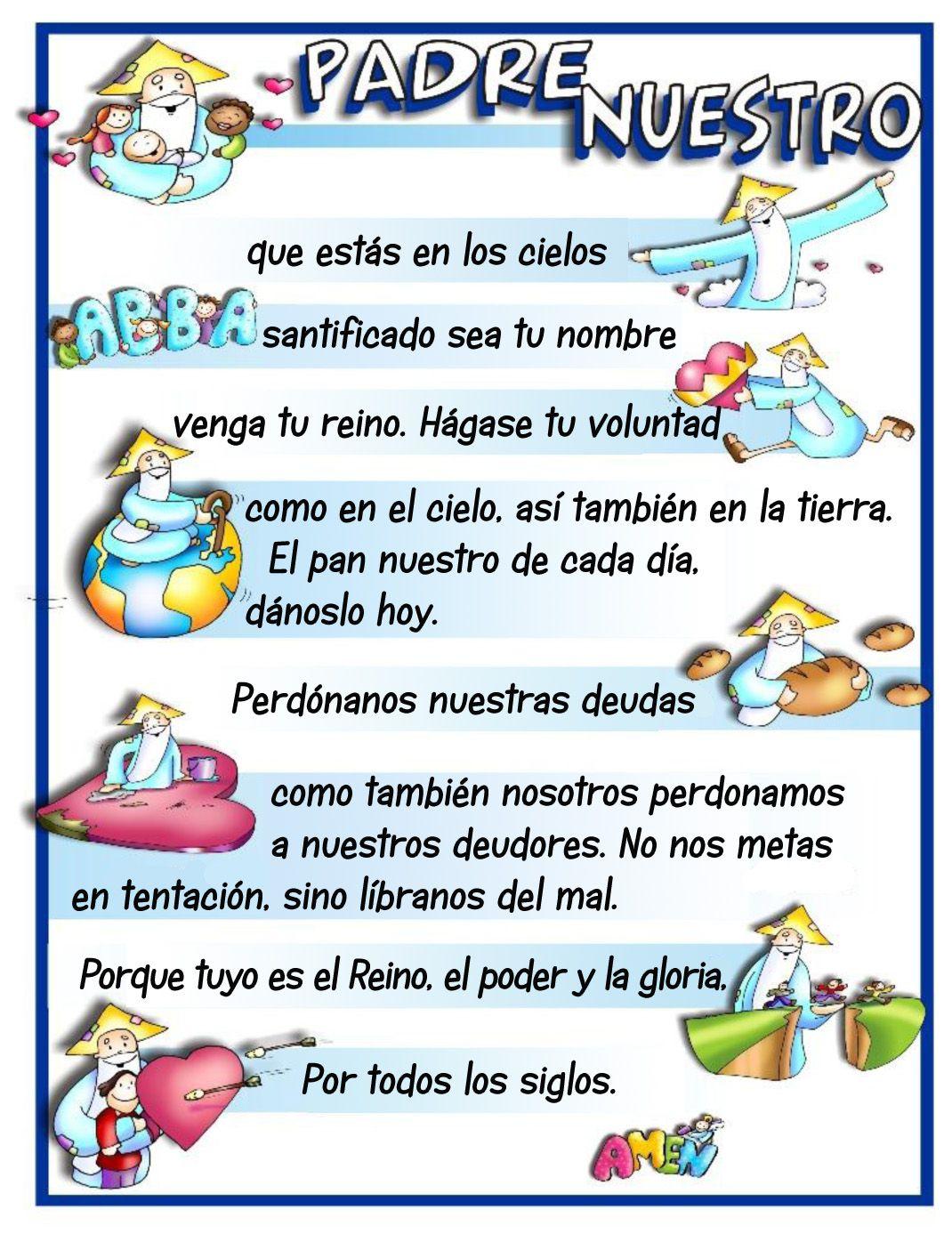Pin De Martha Conde En Ariana Oraciones Para Niños Lecciones Bíblicas Para Niños Lecciones Para Niños Cristianos