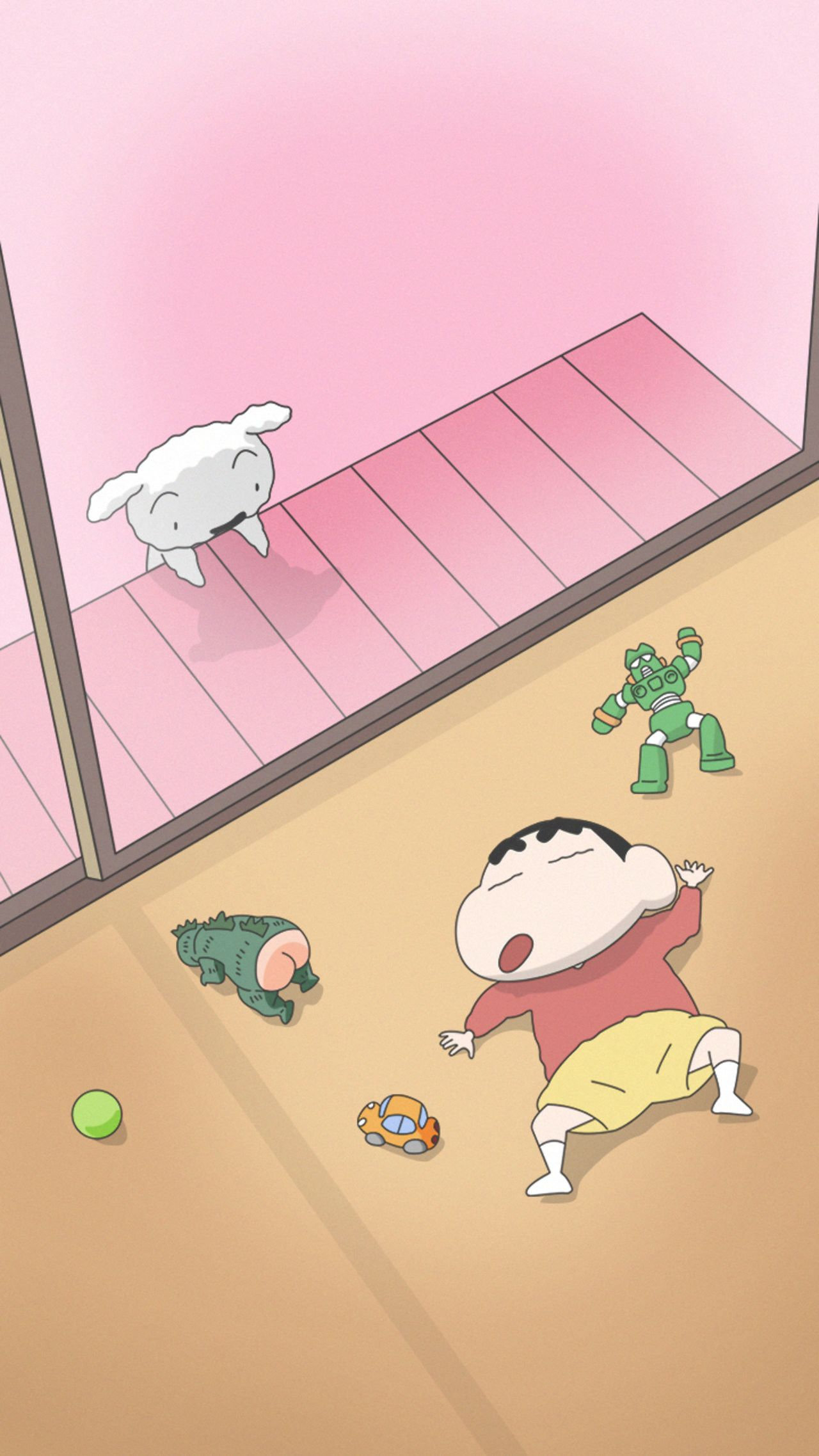 Shin Chan Wallpapers For Iphone 5 Getwallpapers Is One Of The Most Popular Wallpaper Community O In 2020 Shin Chan Wallpapers Crayon Shin Chan Cute Cartoon Wallpapers