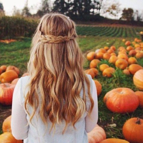 fall braids