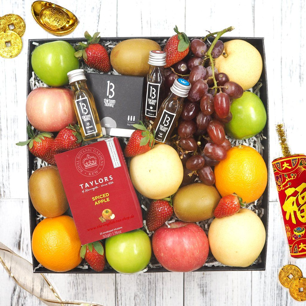 Pin on Chinese New Year Hampers 2018 Collection The Gift