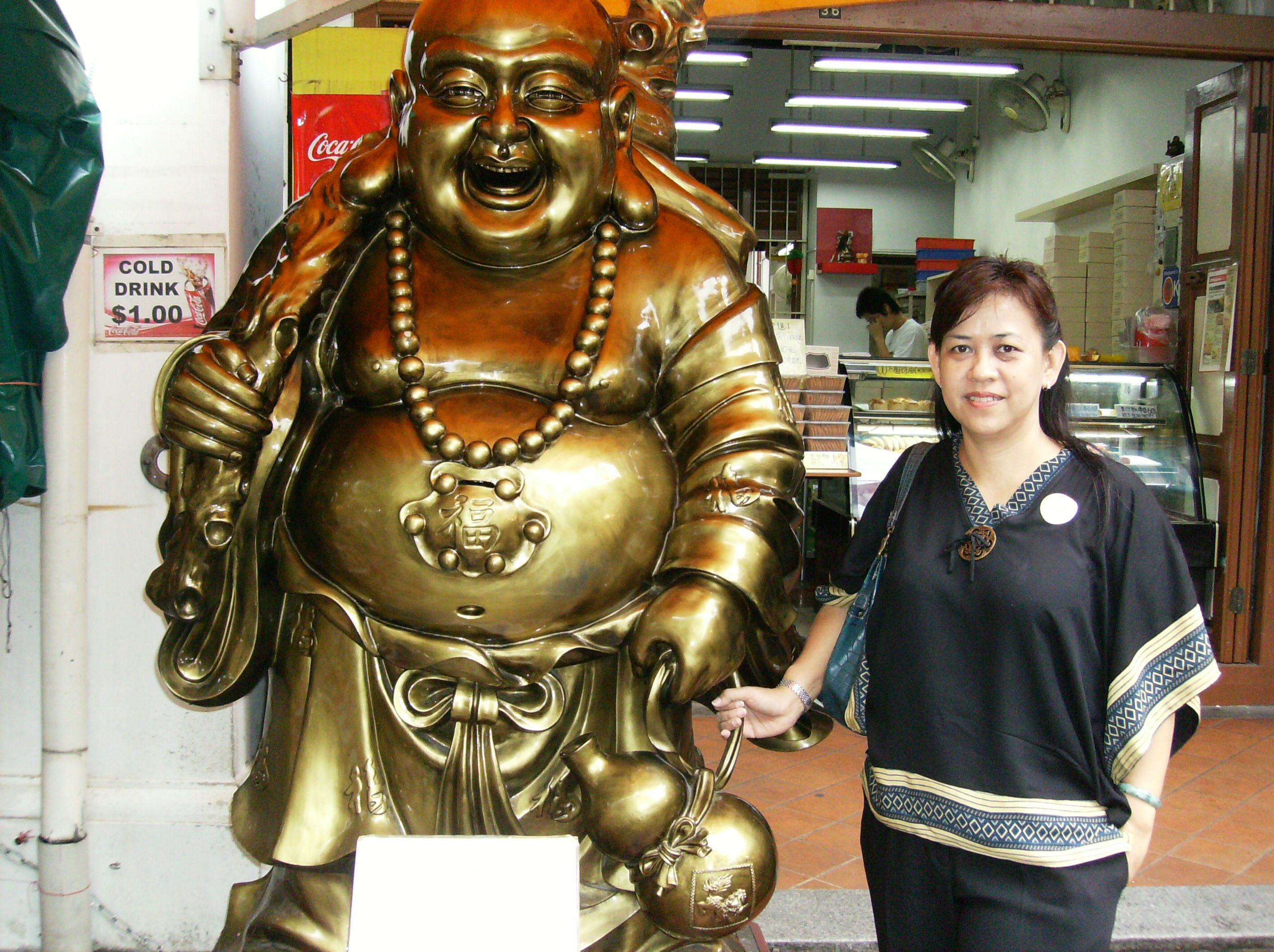 Golden god - Singapore