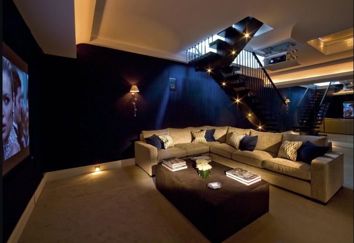 Media Room Inspiration Decor Ideas Pinterest Room Inspiration Magnificent Home Theatre Interior Design Exterior