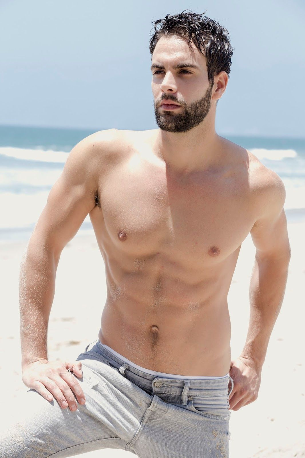 George serfes by brady cook oh yes i am favorite models pinterest sexy guys hot guys - Simon porte jacquemus gay ...