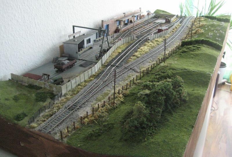 Photo By Maenhaeck Model Train Layouts Model Trains Model Railway