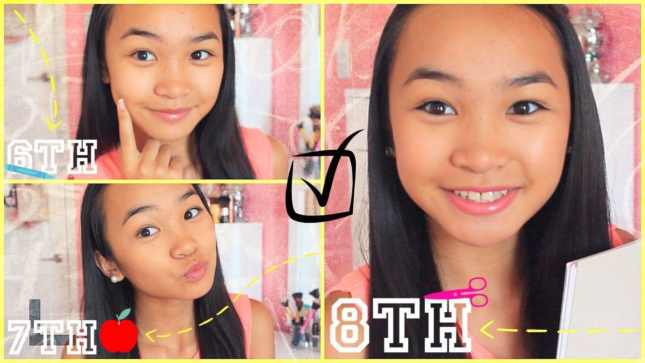 Amazing middle school makeup tutorial 6th 7th 8th grade looks amazing middle school makeup tutorial 6th 7th 8th grade looks baditri Images