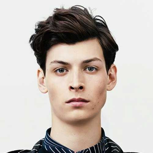 15 Mens Thick Hairstyles With Images Men Haircut Styles Mens