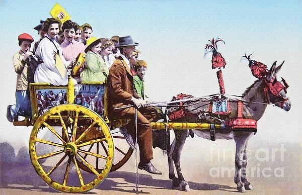 Carro Siciliano 1918