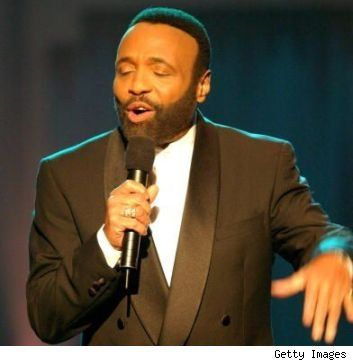 """Gospel Legend Andrae Crouch ~ This great singer/songwriter passed away January 8, 2015 ~ I sang """"Through It All"""" for a competition a few years ago; he will be greatly missed!!! #ripandraecrouch"""