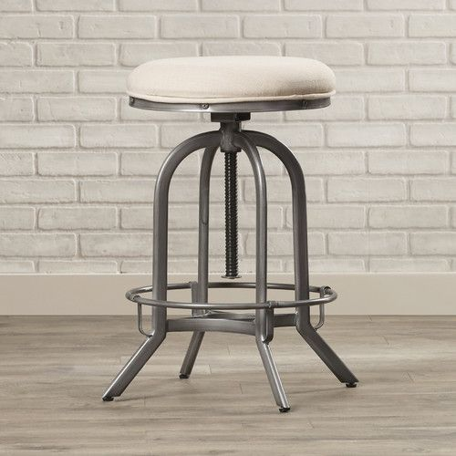 Found it at AllModern - Wildomar Bar Stool with Cushion