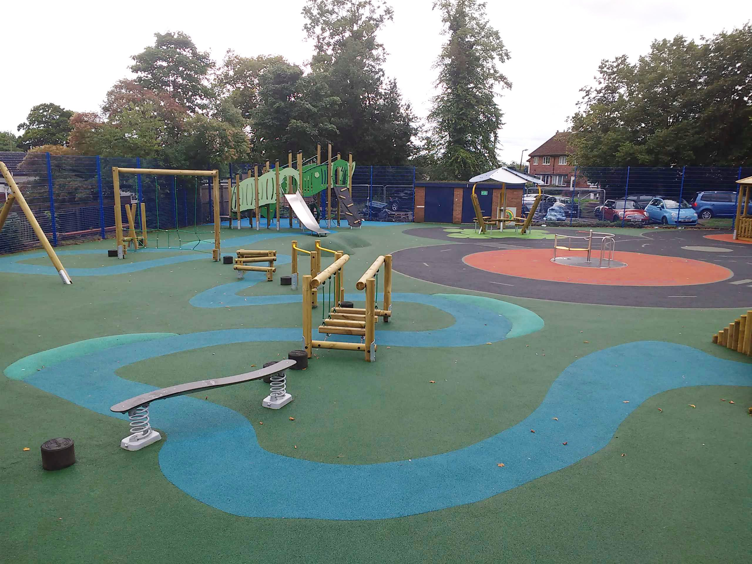 Pin by Billy Bounce | Playground Surfaces on Large Playground Design ...