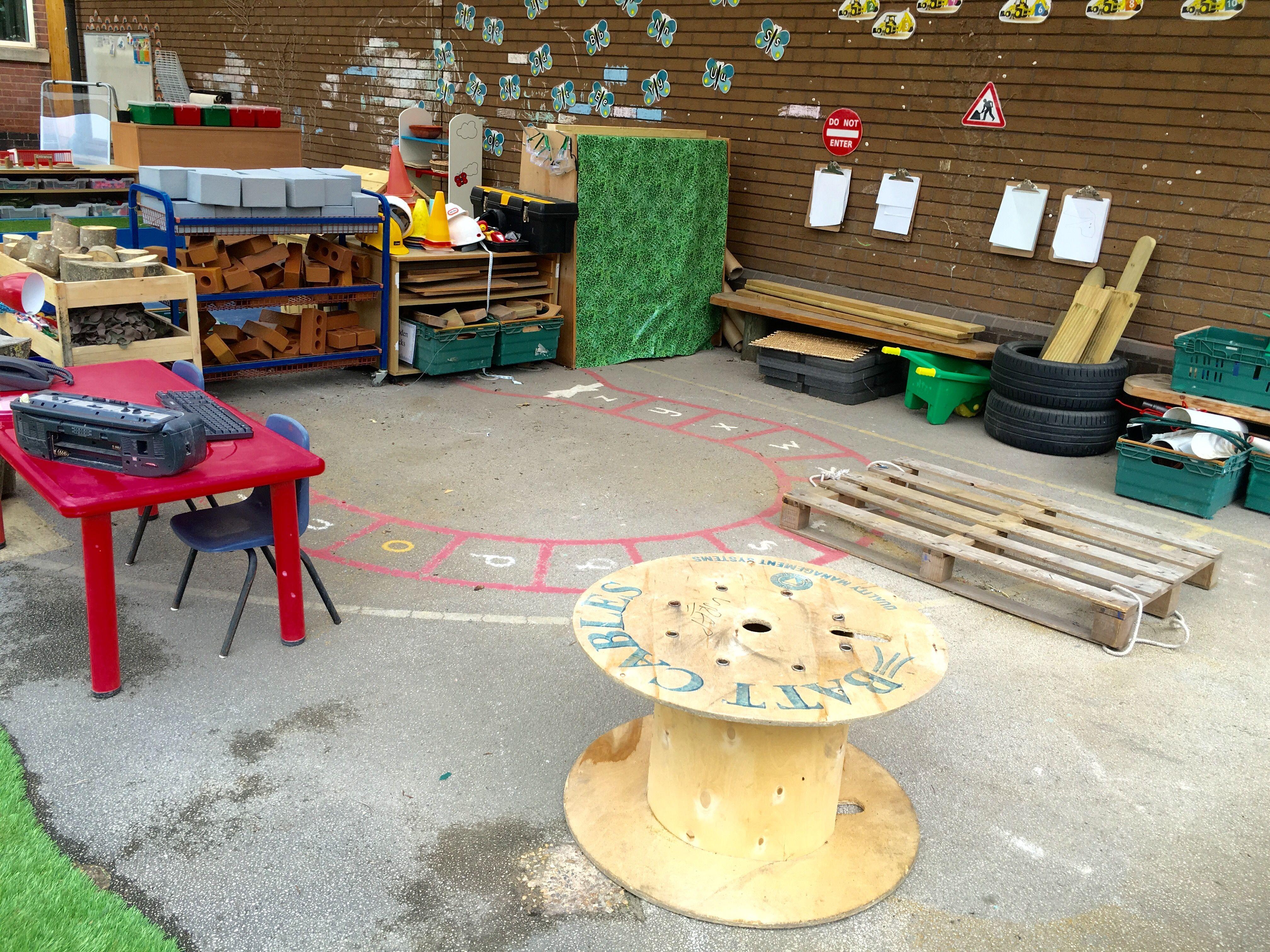 what is an outdoor learning area pdf