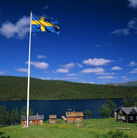 Today Is Swedish Nationalday In Honour Of Gustav Wasa S Election In 1523 And The 1809 Constitution Sweden Scandinavia Kingdom Of Sweden