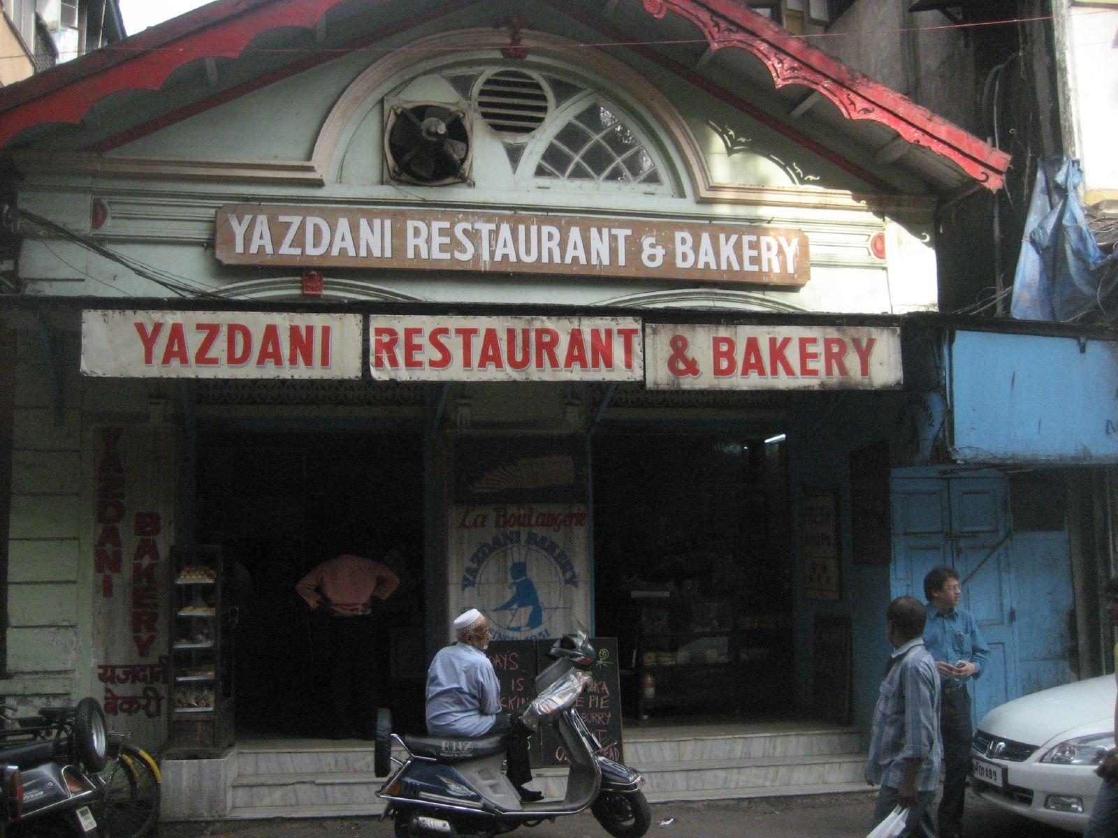 Yazdani Bakery, Fort. since 1951