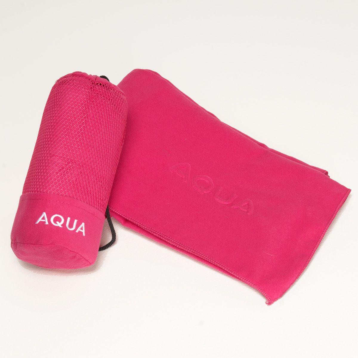 Toalla microfibra aqua rosa microfibra - Toalla albornoz ...