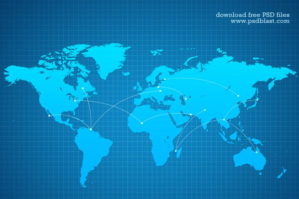 World Map PSD Freebies Pinterest Mockup and Fonts - new world map software download for mobile