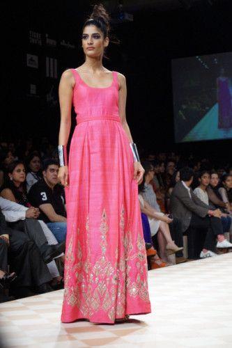 Lakme Fashion Show Anita Dongre Winter Collection 2013 Fashion Indian Fashion Designers Lakme Fashion Week