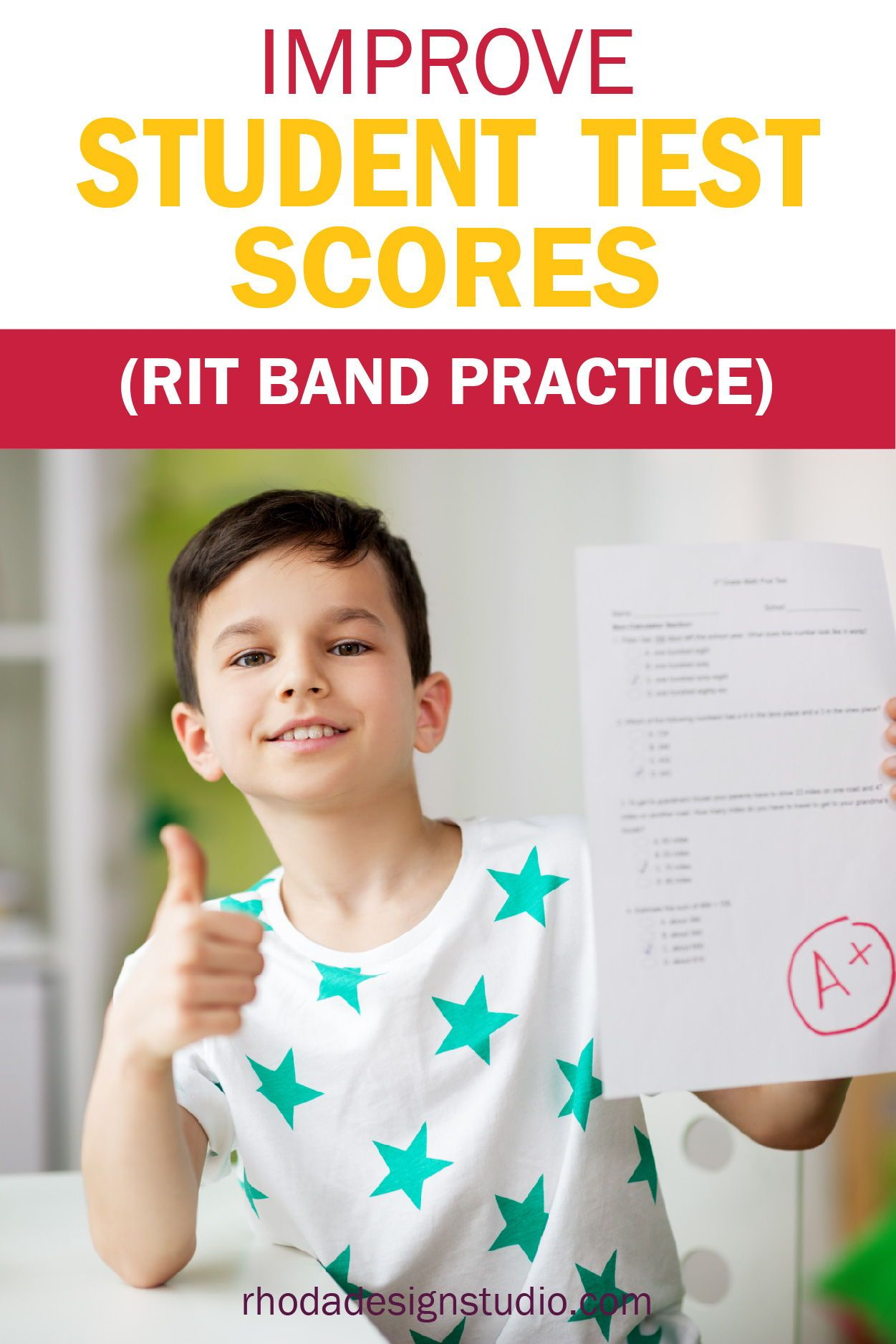 Test Prep Made Easy With Task Cards And Math Worksheets