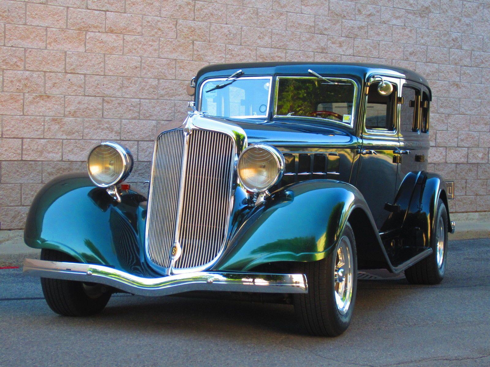 1933 Chrysler Other Royal 8 4 door Sedan | Sedans, Motor car and Mopar