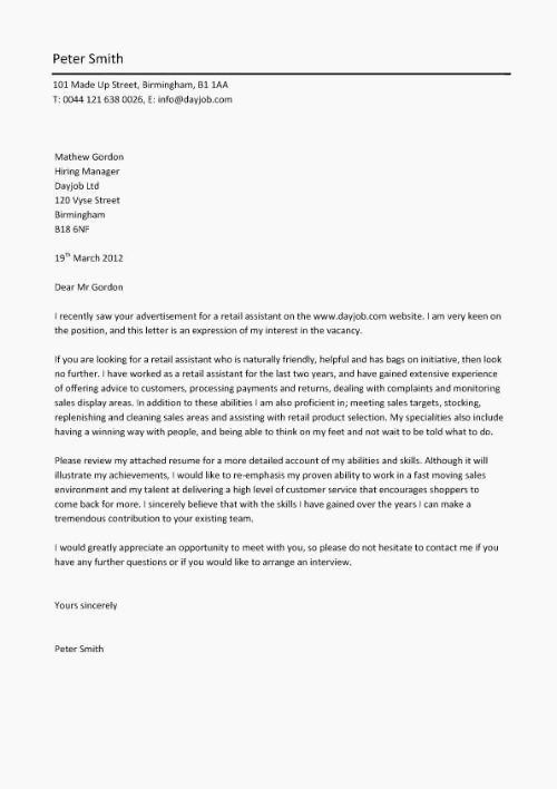 Cover Letter Resume Examples Templates Resume Cover Letter