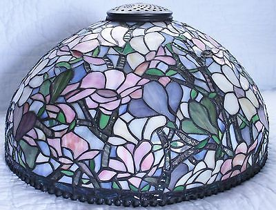 Dale tiffany inc stained glass lamp shade signed limited edition dale tiffany inc stained glass lamp shade signed limited edition 0155412000 aloadofball Image collections