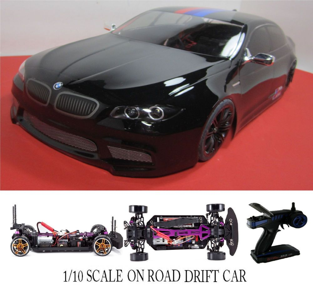bmw m5 fully custom 1 10 scale remote control onroad drift. Black Bedroom Furniture Sets. Home Design Ideas