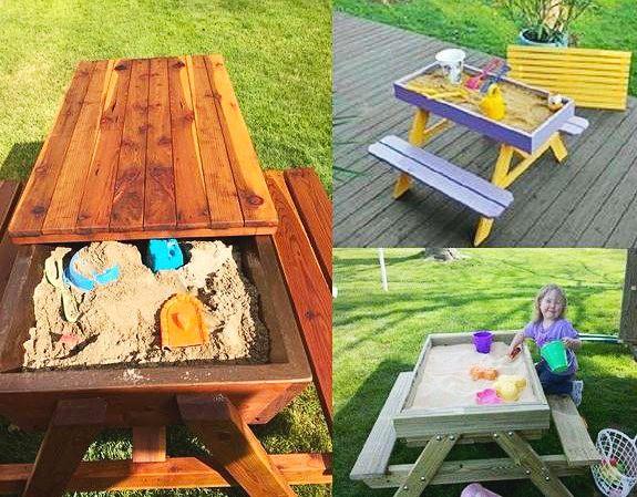 Идеи для счастья детей на дачном участке 6   Дети, Дача и Идеи