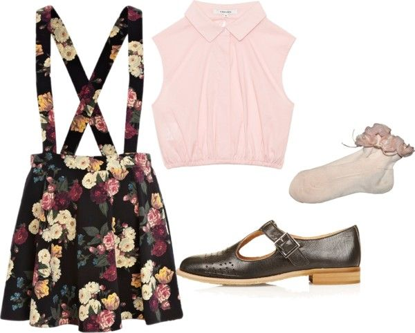 """Sin título #62"" by yijam-lee on Polyvore"