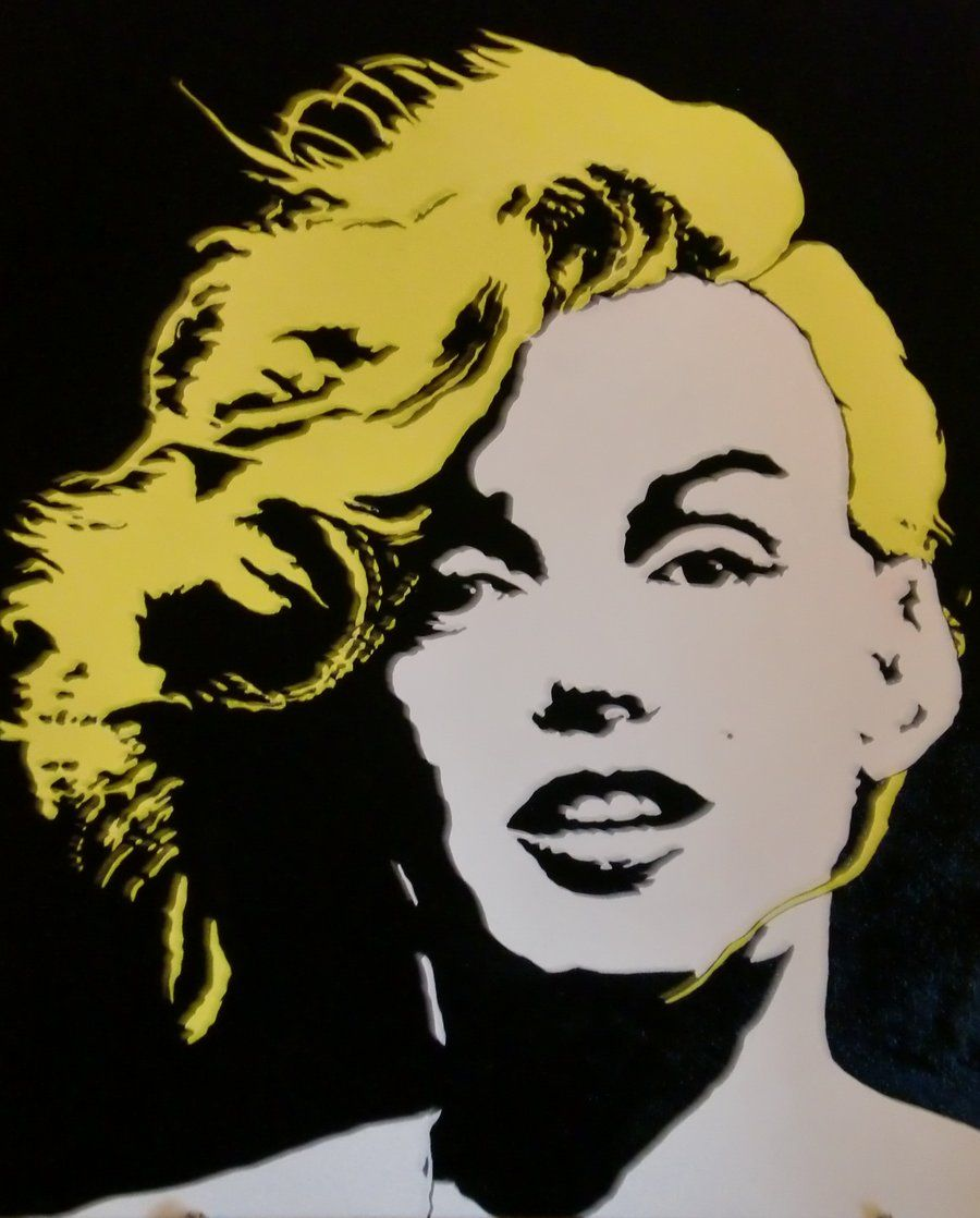 da vincis mona lisa and warhols marilyn monroe paintings essay 8) andy warhol's marilyn monroe the iconic pop artist was not one to underestimate the power of the smile this vivid piece marries the airy smile of one of the most famous female figures of the time with warhol's effective silkscreen printing technique that repeats the smile continuously with different colors.