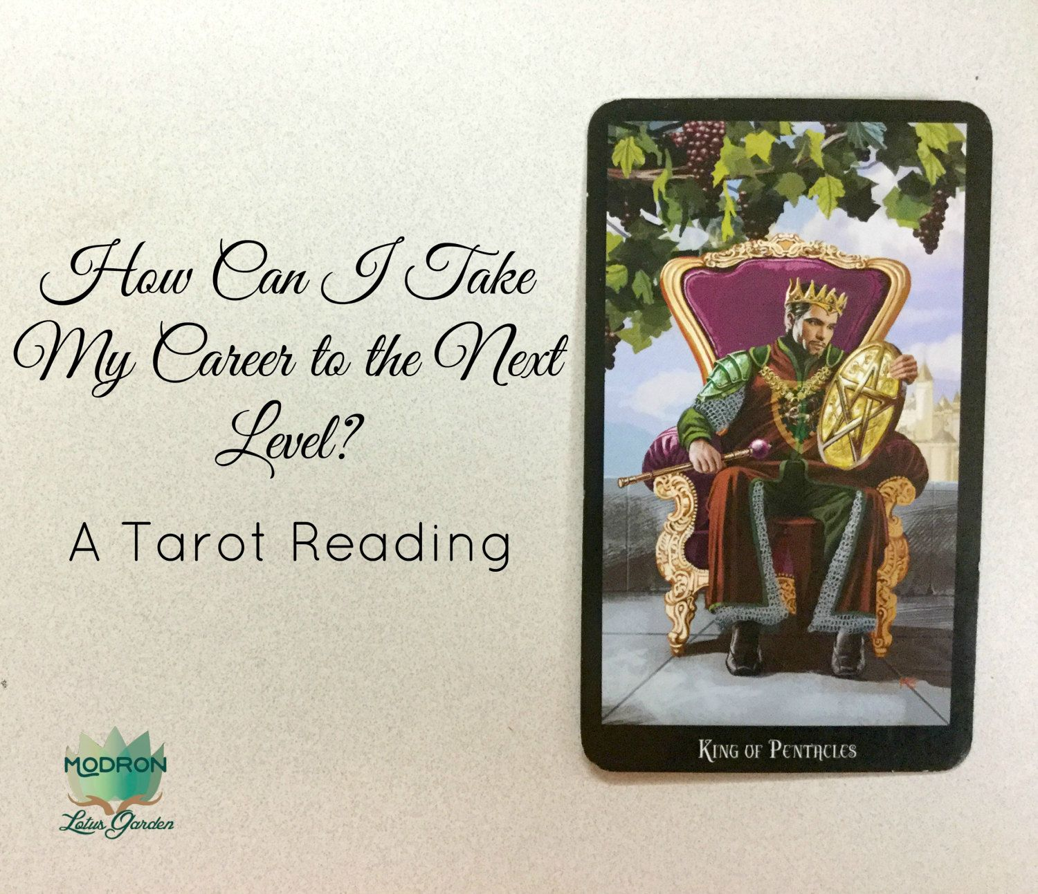 Career tarot reading how can i take my career to the