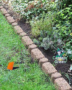 Garten Beetbegrenzung details zu captain green d i y pflasterer form beetbegrenzung in