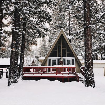 13 Best Ski Vacation Rentals. Charming Chalet, South Lake Tahoe, Ca