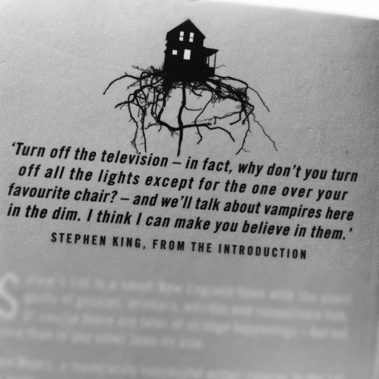 Casually Stephen King