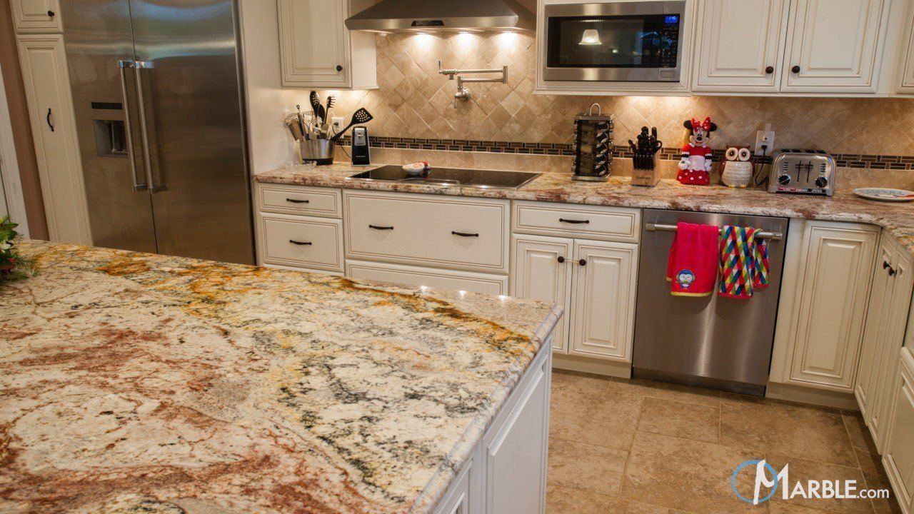Typhoon Bordeaux Kitchen Granite Countertops | Granite ... on Typhoon Bordeaux Granite Backsplash Ideas  id=47418