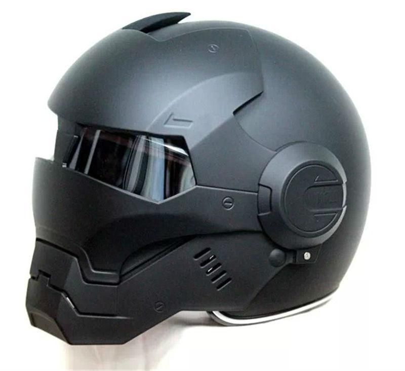 e4913926 Helmet Material: Abs Quality Certificate: DOT Weight: 1.4kg Color: Matt  Black