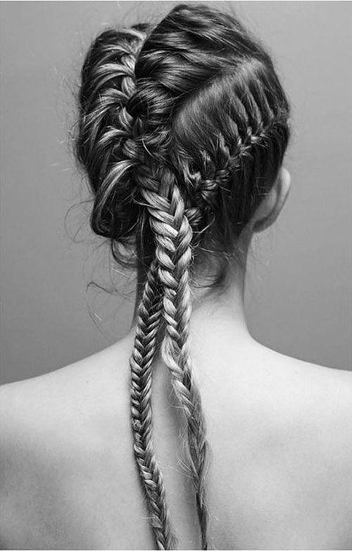 18 Beste Boxer Braid Style Fur Frauen 2018 Haarfarbe Frisur