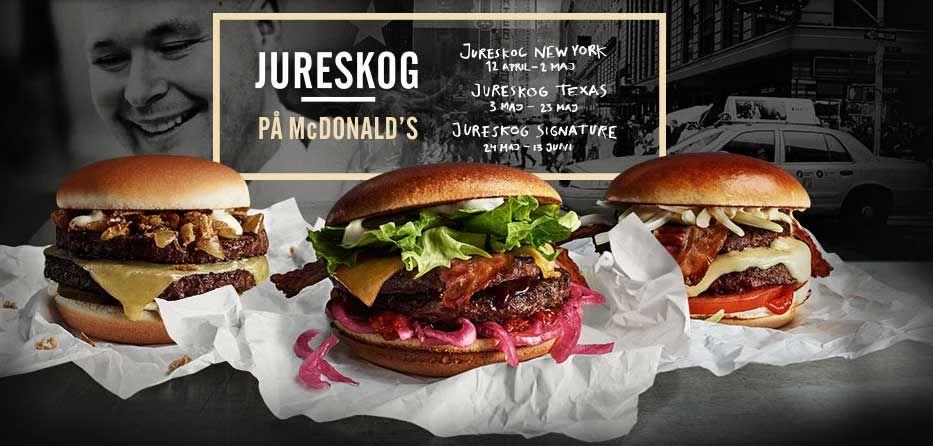 johan jureskog hamburgare recept