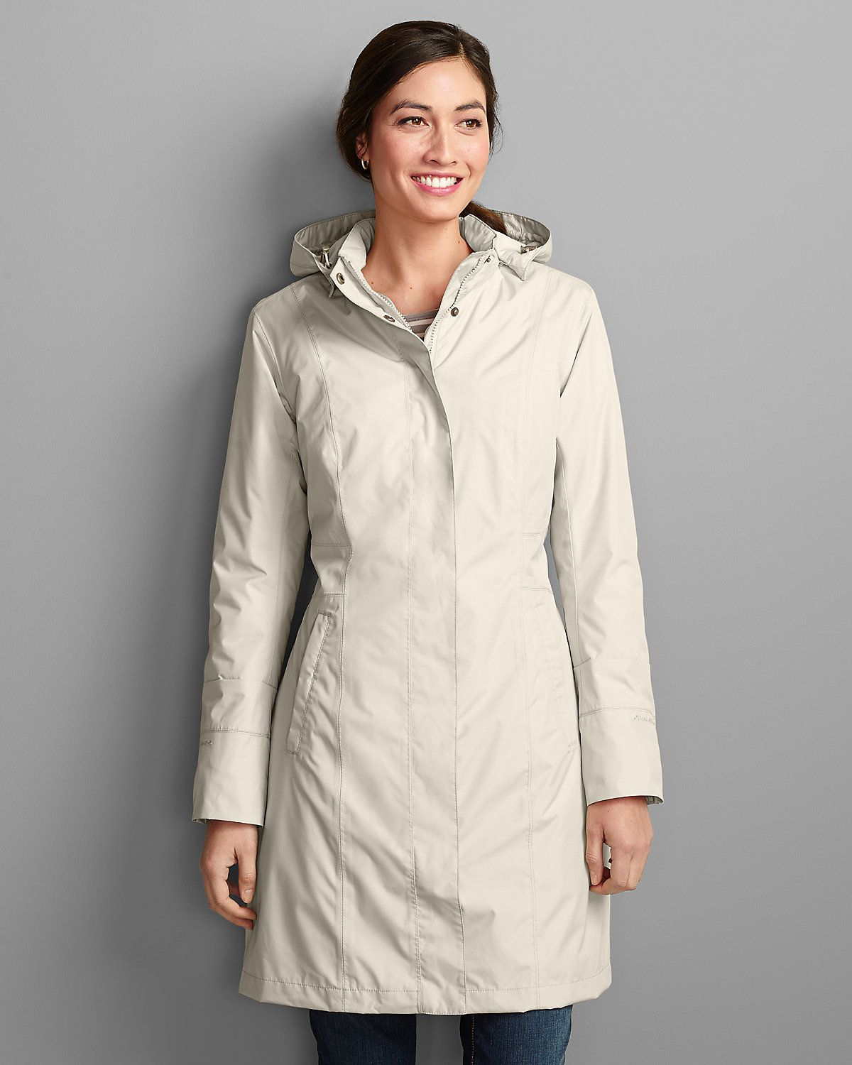 fbeb6089f Women's Girl On The Go Insulated Trench Coat | My Style | Trench ...