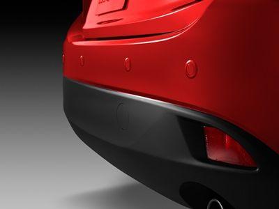 Parking Sensors, Rear, Installation Kit | Mazda Accessories | Mazda